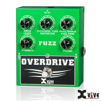 Xvive W2 Overdrive and Fuzz
